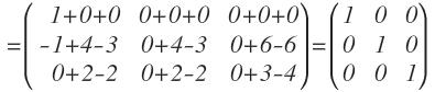 calcular inversa