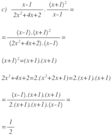 how to multiply algebraic fractions